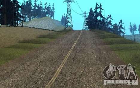 RoSA Project v1.4 Countryside SF для GTA San Andreas восьмой скриншот