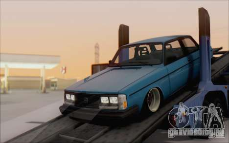 Volvo 242 Stance 1983 для GTA San Andreas