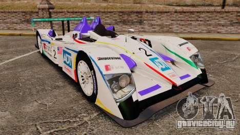Audi R10 ADT 2008 для GTA 4