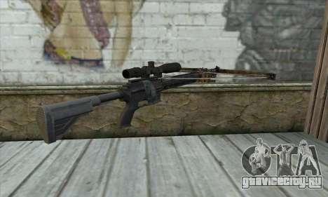 Арбалет из Battlefield 4 для GTA San Andreas второй скриншот