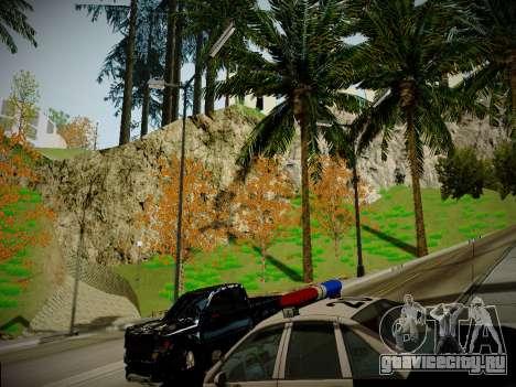 New Vinewood Realistic v2.0 для GTA San Andreas третий скриншот