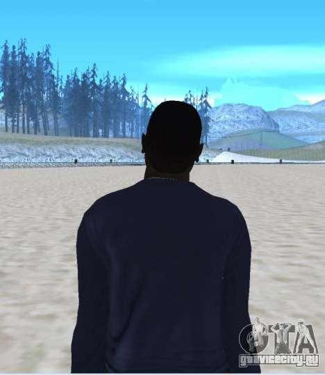 New Maddogg для GTA San Andreas четвёртый скриншот