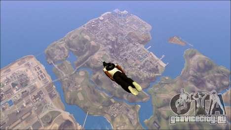 Distance View Mod для GTA San Andreas третий скриншот