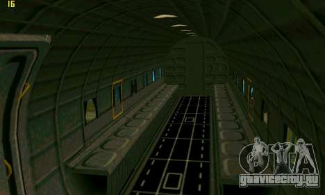 C-47 Дакота RAF для GTA San Andreas вид сзади