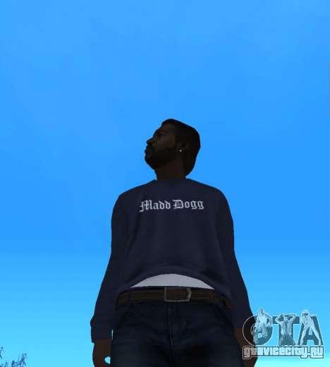 New Maddogg для GTA San Andreas пятый скриншот