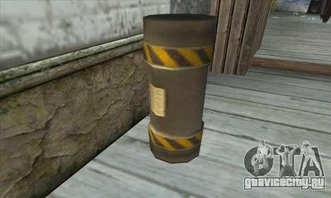 Граната из Duke Nukem для GTA San Andreas третий скриншот