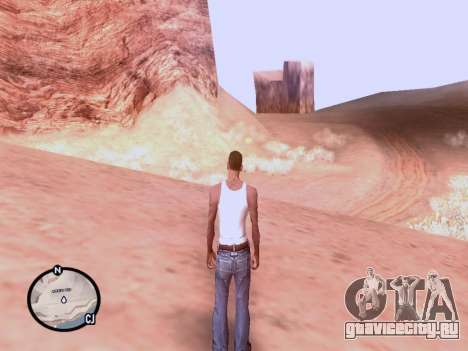 Новая карта в HD для GTA San Andreas третий скриншот