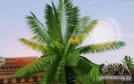 IMFX Lensflare v2 для GTA San Andreas второй скриншот
