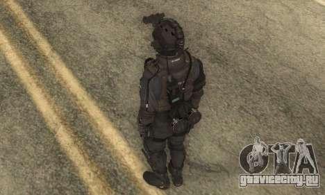 Custom из CoD:Ghost для GTA San Andreas третий скриншот