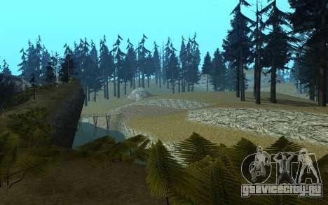 RoSA Project v1.4 Countryside SF для GTA San Andreas одинадцатый скриншот