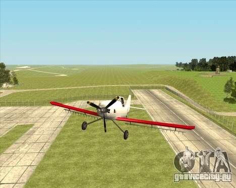 CD-38 mod.LP для GTA San Andreas вид сбоку