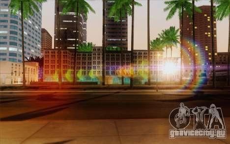 IMFX Lensflare v2 для GTA San Andreas
