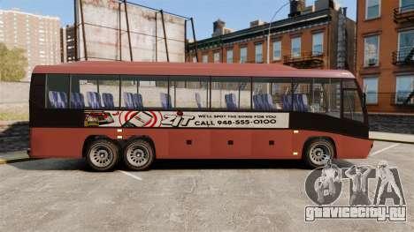 GTA V Dashhound Maibatsu для GTA 4 вид слева