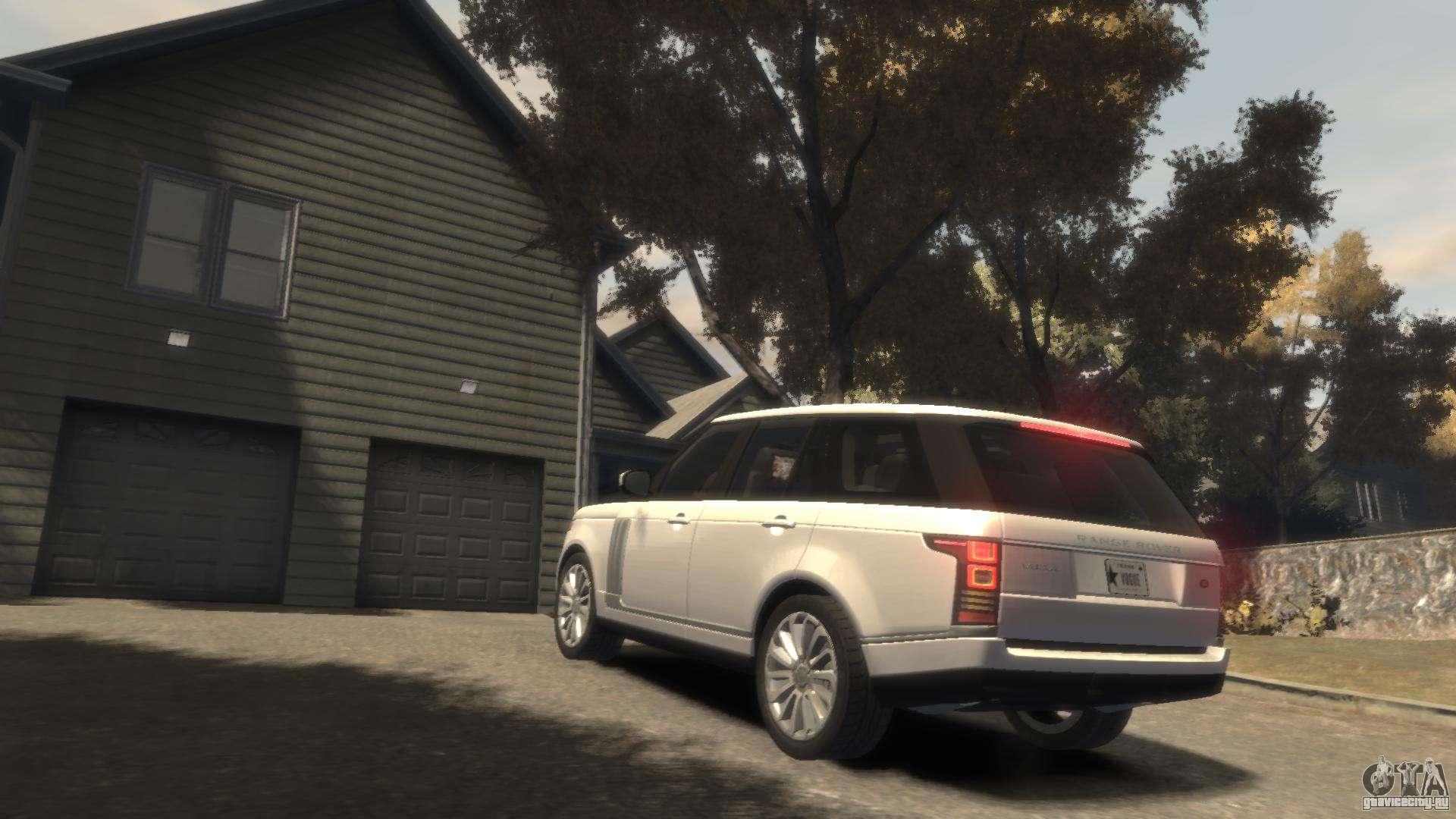 Машины в GTA 4 — GTA com ua