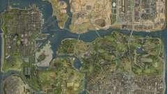 Новая карта в HD