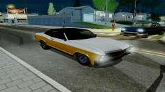 Albany Buccaneer из GTA 5