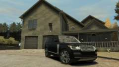 Range Rover Vogue 2014 для GTA 4