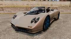 Pagani Zonda C12 S Roadster 2001 PJ1