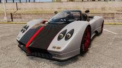 Pagani Zonda C12 S Roadster 2001 PJ5