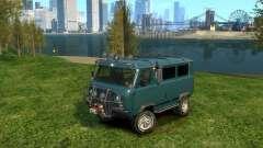 УАЗ-3962 OFF ROAD