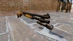 Помповое ружьё Remington 870 Fall Camos
