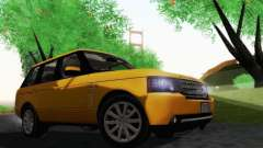 Range Rover Supercharged Series III