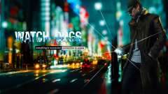 Загрузочные экраны и меню Watch Dogs