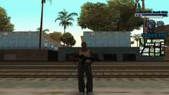 C-HUD One Of The Legends Ghetto для GTA San Andreas