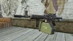 M4 Gunner для GTA San Andreas