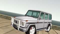 Mercedes-Benz G500 Brabus для GTA San Andreas