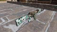 Автомат АК-47 Aqua Camo