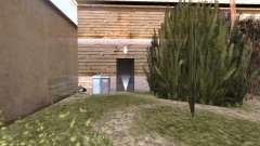 Подвал дома Карла для GTA San Andreas