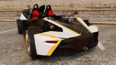 KTM X-Bow R [FINAL] для GTA 4