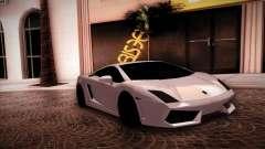 Lamborghini Gallardo LP560-4 для GTA San Andreas