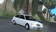 ВАЗ 2112 GVR Version 1.1 для GTA San Andreas
