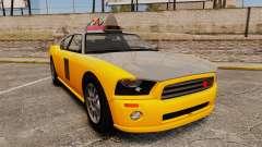 Bravado Buffalo Taxi для GTA 4