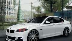 BMW 550 F10 VOSSEN для GTA San Andreas
