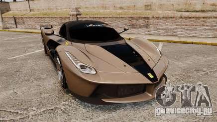 Ferrari LaFerrari v2.0 для GTA 4