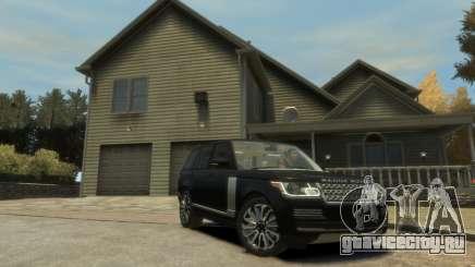 Range Rover Vogue 2014 для GTA 4