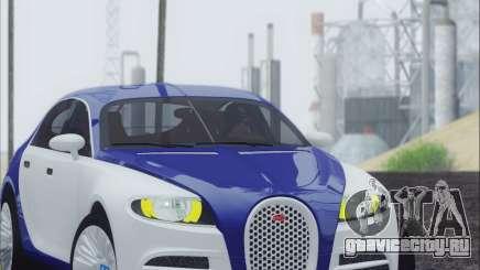 Bugatti Galibier 16c Final для GTA San Andreas