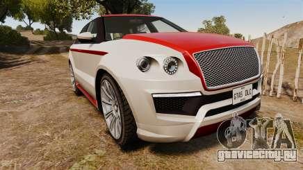 GTA V Enus Huntley S для GTA 4