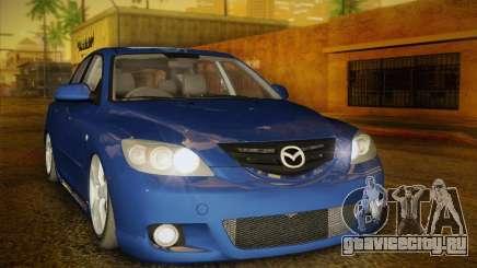 Mazda Axela Sport 2005 для GTA San Andreas