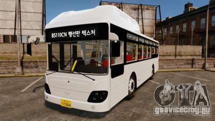 Daewoo BS110CN для GTA 4