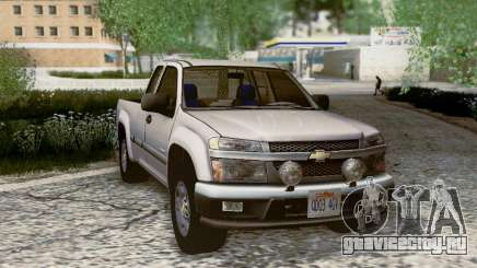 Chevrolet Colorado для GTA San Andreas