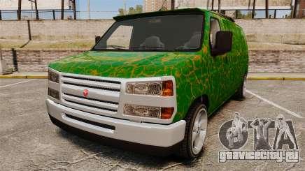 GTA V Bravado Rumpo для GTA 4