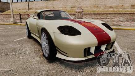 Bravado Banshee GT3 для GTA 4
