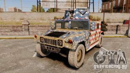 HMMWV M1114 Freedom для GTA 4