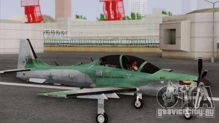 Embraer A-29B Super Tucano для GTA San Andreas