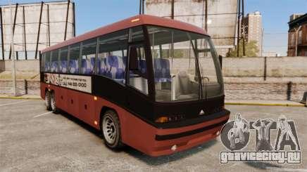 GTA V Dashhound Maibatsu для GTA 4