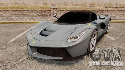 Ferrari LaFerrari для GTA 4
